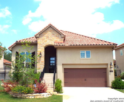 San Antonio Single Family Home New: 1243 Via Belcanto