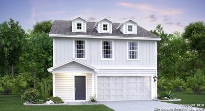 San Antonio Single Family Home New: 9819 Marbach Hill