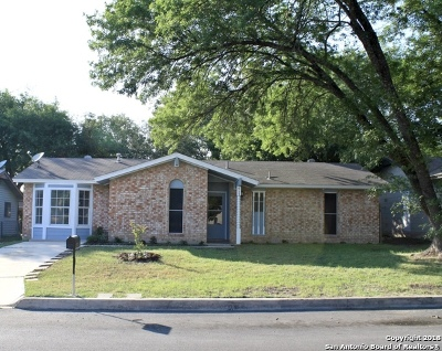 Converse Single Family Home New: 433 Bridgit Dr