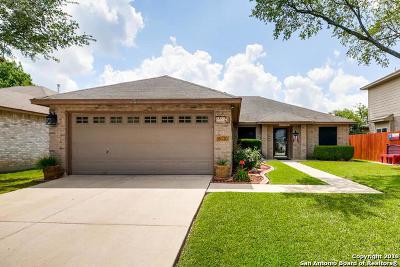 San Antonio Single Family Home New: 15030 Preston Hollow Dr