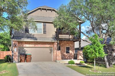 San Antonio Single Family Home New: 438 Unicorn Ranch