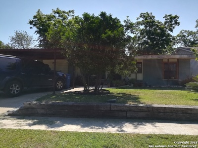 San Antonio Single Family Home New: 450 Surrells Ave