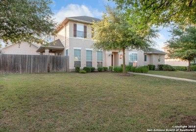 San Antonio Single Family Home New: 12334 Abbey Park
