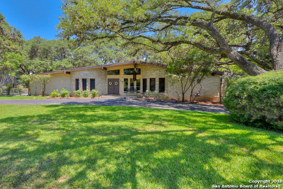 Bexar County Single Family Home New: 202 Yosemite Dr