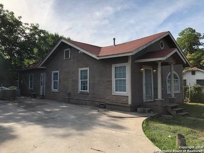 San Antonio Single Family Home New: 1407 Sabinas St