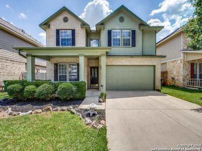 San Antonio Single Family Home New: 2138 Redwoods Crest