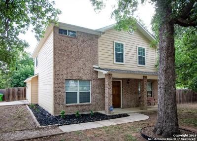 Bexar County Single Family Home New: 5235 Savannah Way