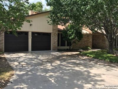 San Antonio Single Family Home New: 4623 Green Willow Woods