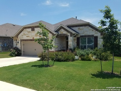 New Braunfels Single Family Home New: 1181 Creek Canyon