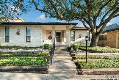 Bexar County Single Family Home New: 5826 Winterhaven Dr