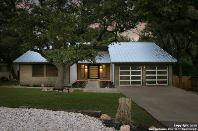 San Antonio Single Family Home New: 16700 Ledgestone Dr