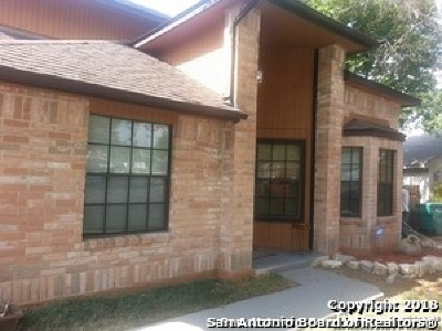 Live Oak Single Family Home For Sale: 7700 Forest Fern