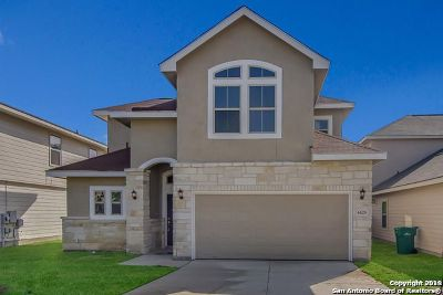 Leon Valley Single Family Home Price Change: 6525 Charles Field
