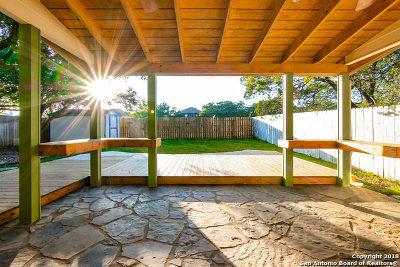 San Antonio Single Family Home Back on Market: 503 Terra Cotta