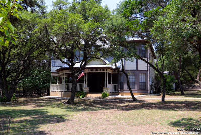 Comal County Single Family Home For Sale: 31433 Bulverde Hills Dr
