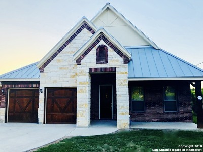 Atascosa County Single Family Home For Sale: 18227 Wisdom Rd