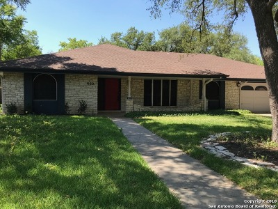 Windcrest Single Family Home For Sale: 622 Fawndale Ln