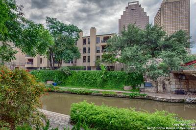 San Antonio Condo/Townhouse For Sale: 701 Saint Marys St #00