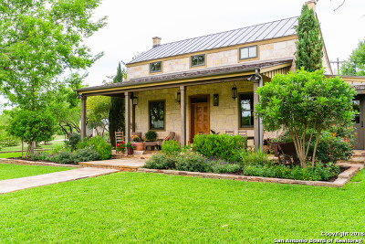 Fredericksburg Single Family Home For Sale: 535 Lee St