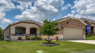 Bexar County Single Family Home Active Option: 3910 Deep River