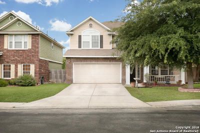 Bexar County Single Family Home For Sale: 4535 Amandas Cove