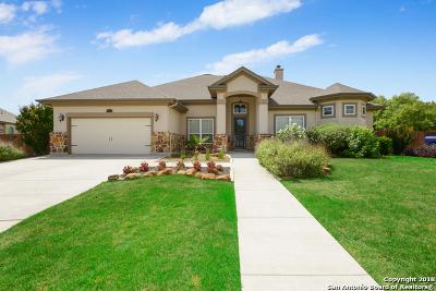 San Antonio Single Family Home Back on Market: 14915 Poplar Pass