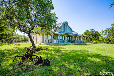 Hondo Farm & Ranch For Sale: 2777 County Road 251