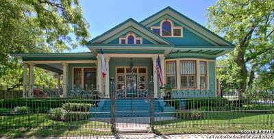 Seguin Single Family Home For Sale: 620 Milam St