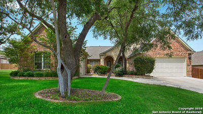 Alamo Ranch Single Family Home Active Option: 4522 Grass Fight