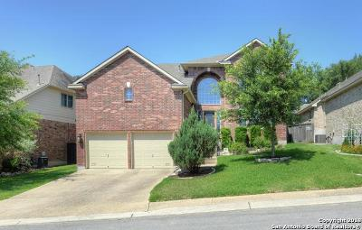 Heights At Stone Oak Single Family Home Active RFR: 23535 Enchanted Fall