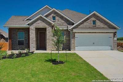 Cibolo Single Family Home Price Change: 917 Foxbrook Way