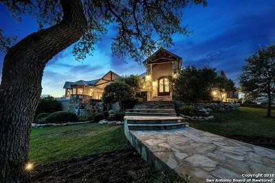 Boerne Single Family Home For Sale: 207 Estancia Lane