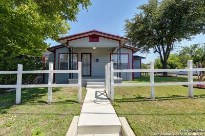 Single Family Home For Sale: 1731 E Carson St