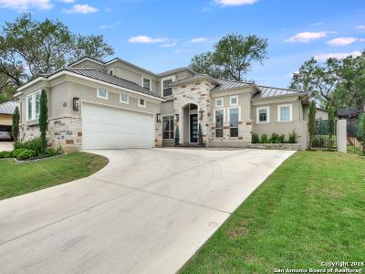 San Antonio Single Family Home Price Change: 3023 Elm Creek Pl
