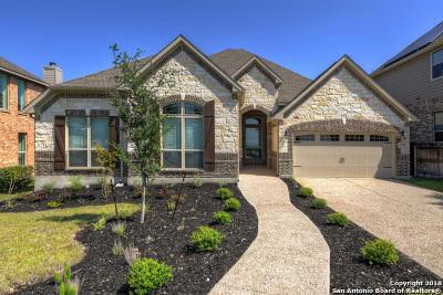 San Antonio Single Family Home Active RFR: 17151 Turin Ridge