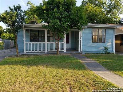 San Antonio Single Family Home Back on Market: 530 Rigsby Ave