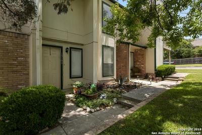 San Antonio Condo/Townhouse Back on Market: 4949 Hamilton Wolfe Rd #15103