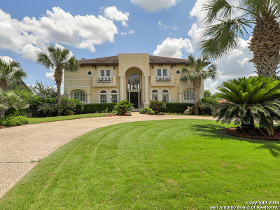Single Family Home For Sale: 2119 Winding View