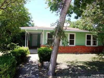 Guadalupe County Single Family Home Back on Market: 2003 Chapman St