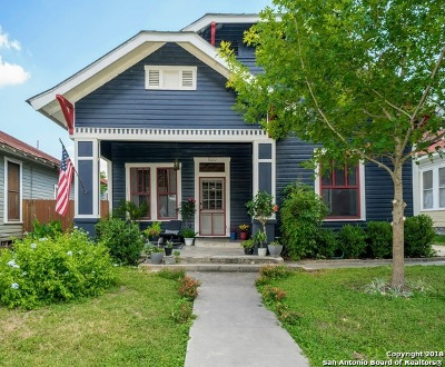 Single Family Home Price Change: 1120 Burnet St