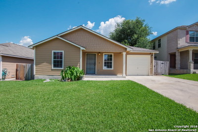 Single Family Home Back on Market: 3834 Verde Bosque