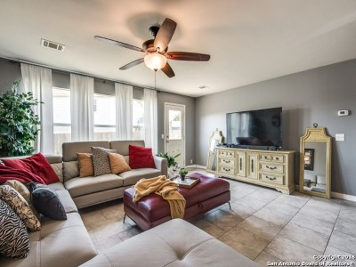 Single Family Home For Sale: 3527 Blue Topaz