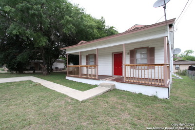 San Antonio Single Family Home Back on Market: 9591 Cross Ridge