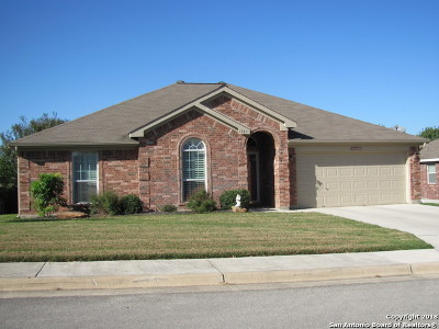 Guadalupe County Single Family Home For Sale: 1768 Jasons South Ct