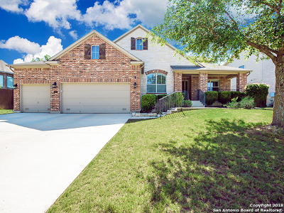 Stonewall Estates Single Family Home Price Change: 21611 Chaucer Hill