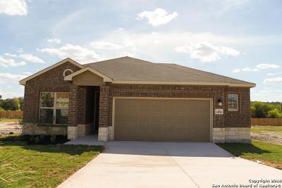 Bexar County Single Family Home Price Change: 14918 Costa Leon