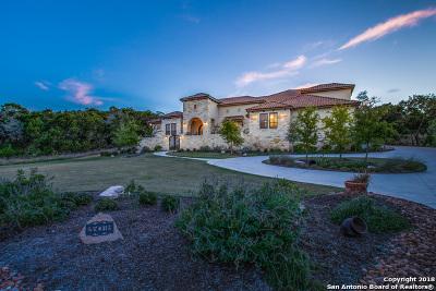 Boerne Single Family Home For Sale: 25019 Caliza Cove
