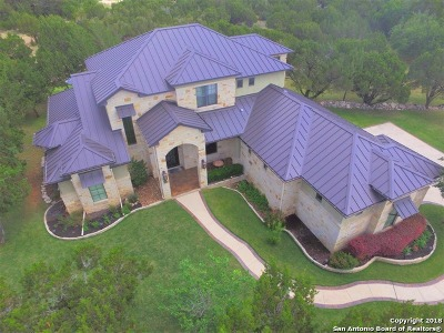 New Braunfels Single Family Home Price Change: 806 Uluru Ave