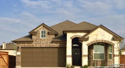San Antonio Single Family Home For Sale: 8430 Lajitas Bnd