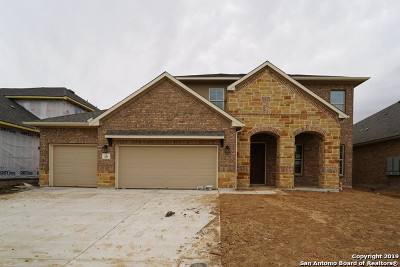 Cibolo Single Family Home Price Change: 225 Kildare